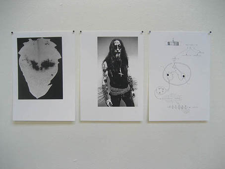 The Eden Experiment drawings and prints (30 x 21 cm)